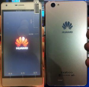 Huawei Clone Laabo S39 Flash File