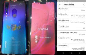 Huawei Clone Nova 4 Flash File