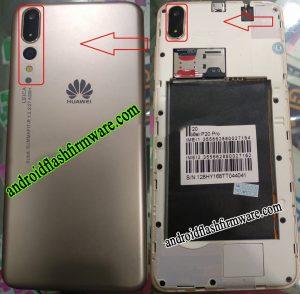 Huawei Clone P20 Pro Flash File 5th Version