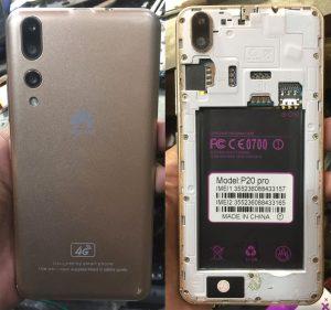 Huawei Clone P20 Pro Flash File 1st Version