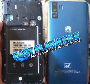 Huawei Clone S10 Flash File