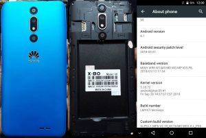 Huawei Clone X-BO V8 Flash File