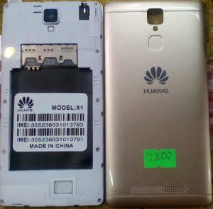 Huawei Clone X1 Flash File