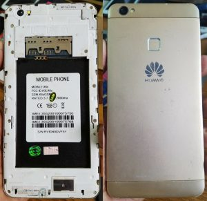 Huawei Clone X6s Flash File