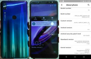 Huawei Clone Y9 Flash File