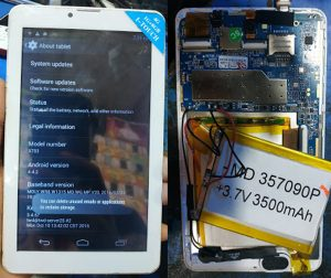 ITouch X703 Tab Flash File Firmware Download