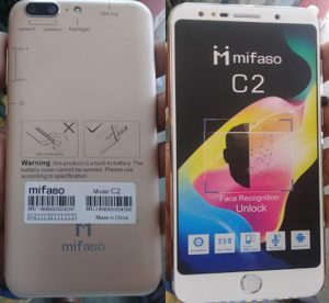 Mifaso C2 Flash File