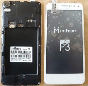 Mifaso P3 Flash File