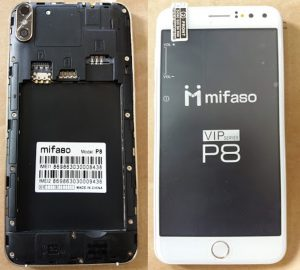 Mifaso P8 Flash File