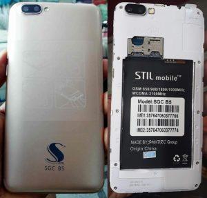 Stil SGC B5 Flash File
