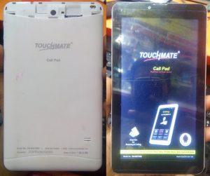 Touchmate TM-MID788D Tab Flash File