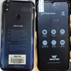 Walton Primo H8 Pro Flash File