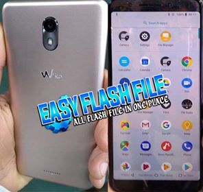 Wiko View GO FRP Bypass Reset File