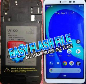 Wiko Y80 FRP Bypass Reset File