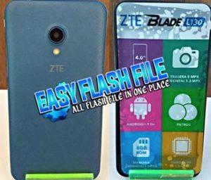 ZTE Blade L130 Claro FRP Bypass Reset File