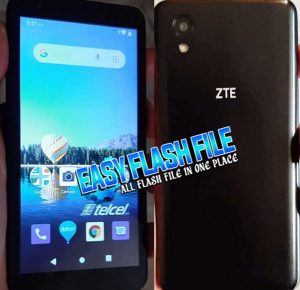 ZTE Blade L8 Telcel Flash File