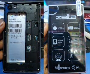Zelta Q30 Flash File