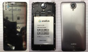 Zelta Q95 Flash File