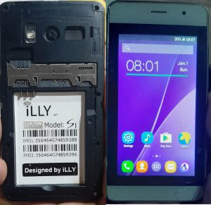 iLLY S1 Flash File
