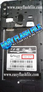 Gtouch G3 Plus Flash File