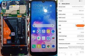 Huawei MRD-LX1F FRP Bypass Reset File