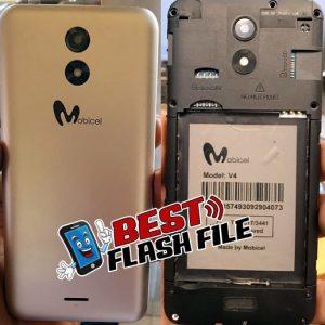Mobicel V4 Flash File