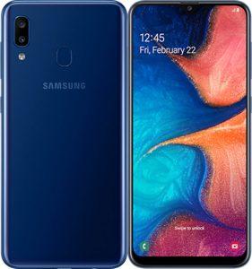 Samsung A20 A205F U6 FRP Reset