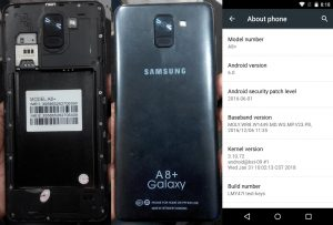 Samsung Clone A8+ Flash File Firmware Download