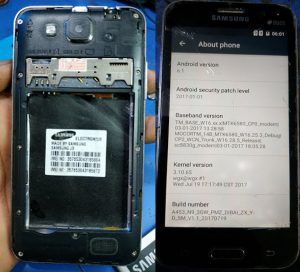 Samsung Clone J3 Flash File Firmware Download