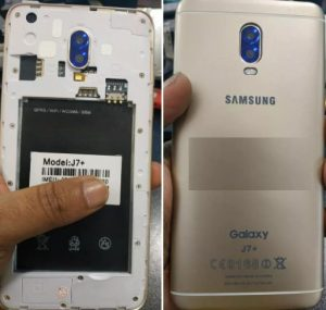 Samsung Clone J7+ Flash File 1st Version