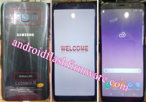 Samsung Clone S8+ Flash File