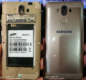 Samsung Clone S9 Flash File
