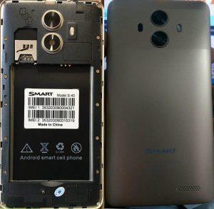 Smart S40 Flash File