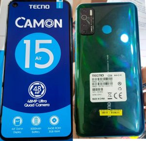 Tecno CD6 Flash File