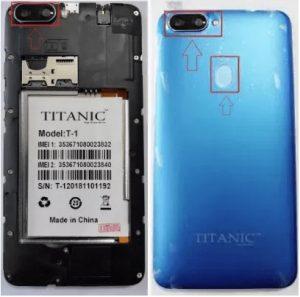 Titanic T-1 Flash File