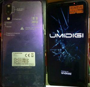 UMIDIGI One Flash File