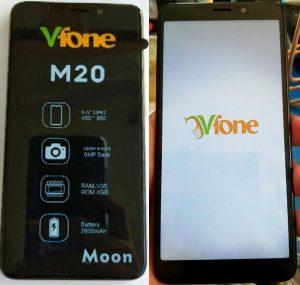 Vfone Moon M20 Flash File