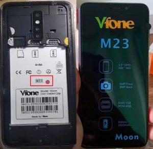 Vfone Moon M23 Flash File