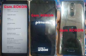 Walton Primo R5+ Plus Flash File All Version Firmware