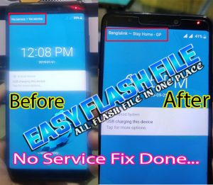Walton Primo R5 Plus No Service Fixed