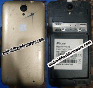 iPhone Clone D32 Flash File
