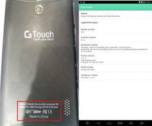 Gtouch G55 Tab Flash File