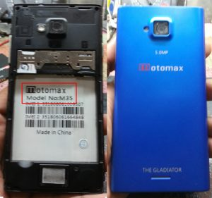 Motomax M35 Flash File