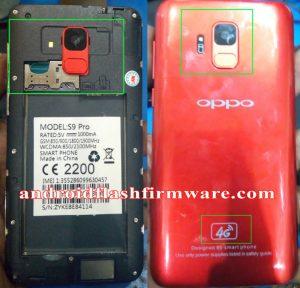 OPPO Clone S9 Pro Flash File Firmware Download