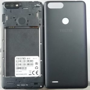 Tecno B1F Flash File