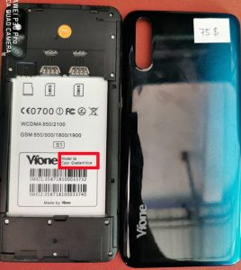 Vfone S6 Flash File Firmware Download