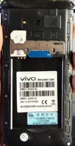 Vivo Clone Q4 Flash File Firmware Download