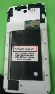 Vivo Clone V11 Flash File Firmware Download