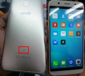 Vivo Clone V7 Flash File Firmware Download