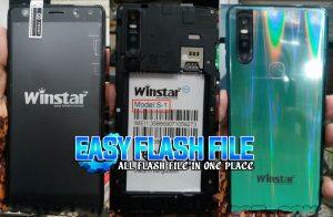 Winstar S1 Flash File Firmware Download